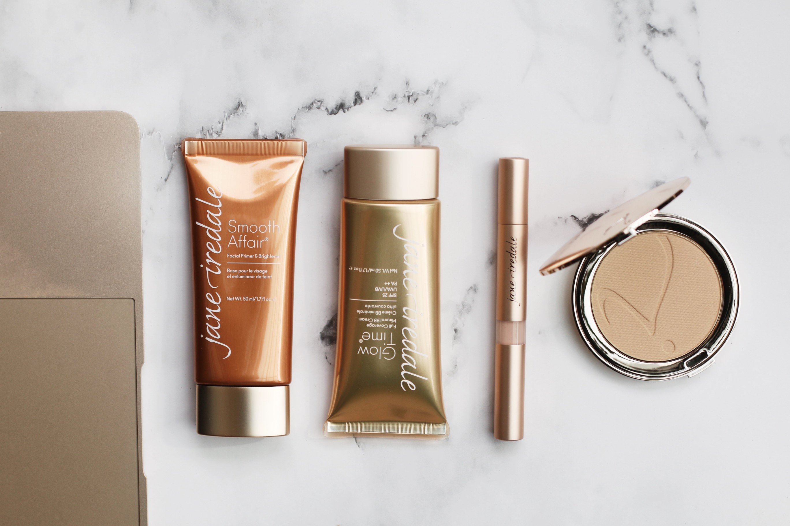 tips for brightening skin include mixing Smooth Affair Primer and Glow Time BB Cream